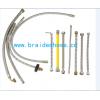 不锈钢编织管供油供水供气软管卫浴厨房接水管