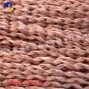 承力索用护线条铁路铠装铜包钢护线条